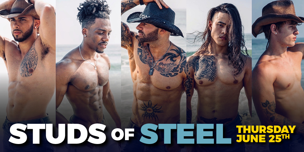 Studs of Steel – General Admission