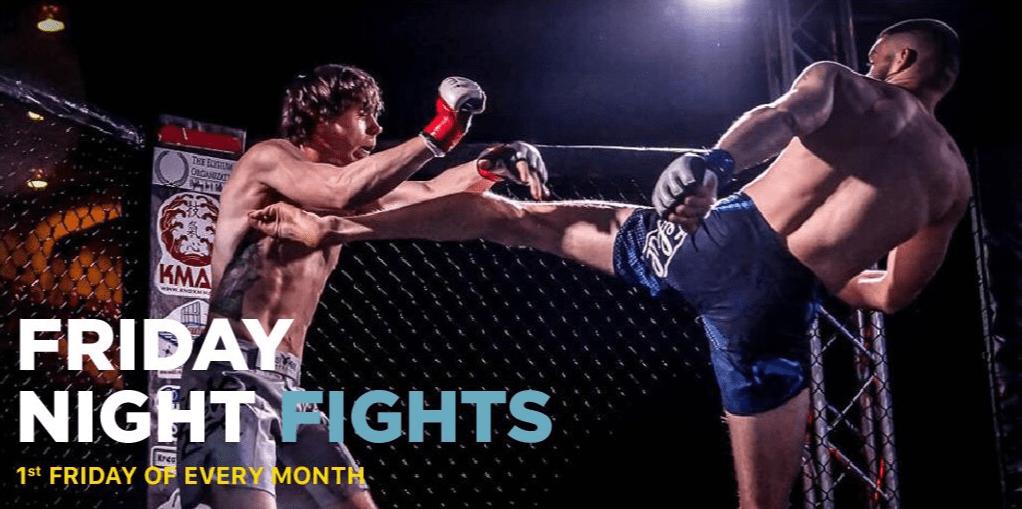 Valor Fights – July