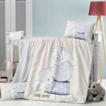 Baby Bed Cover Cottonhome