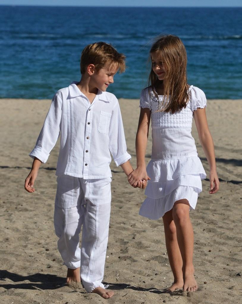 Children's Cotton Natural