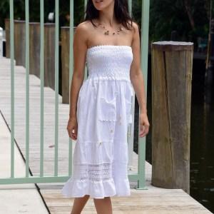 Portofino - Long Dress