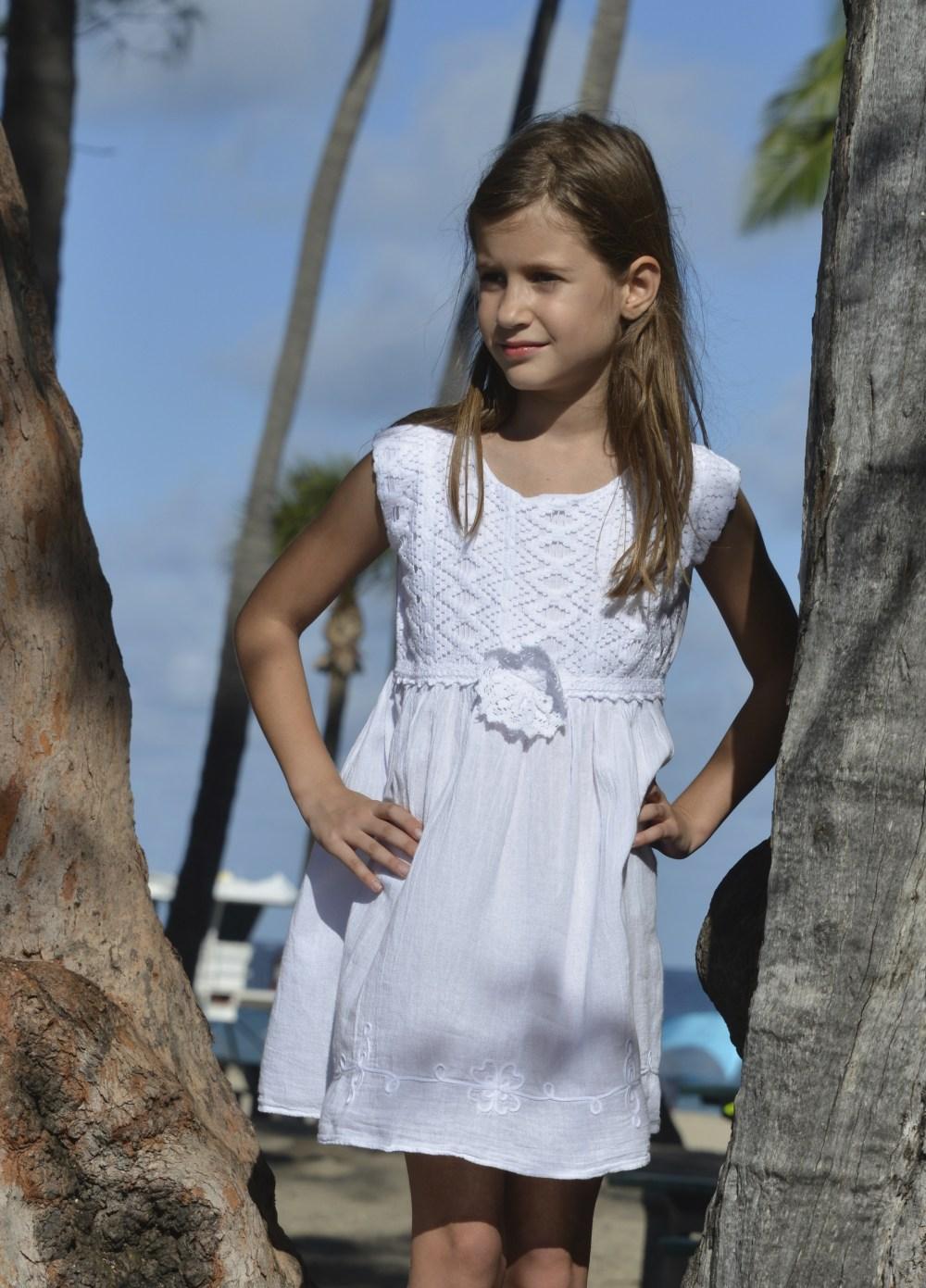 Girl's Florence Dress