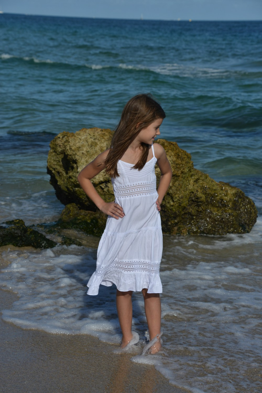 Girl's Napoli Dress
