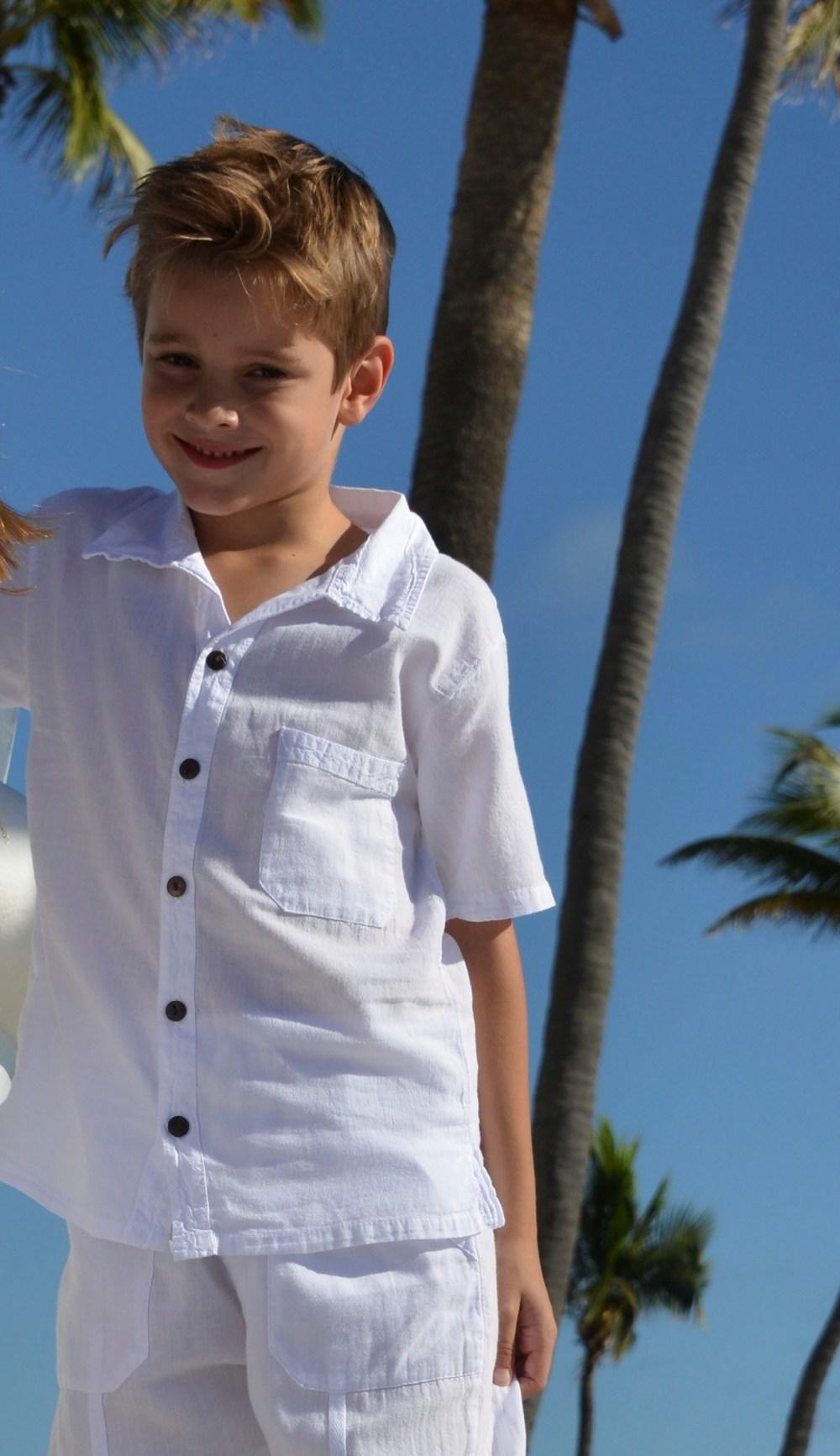 Islander button down shirt CNNG -Largo dress