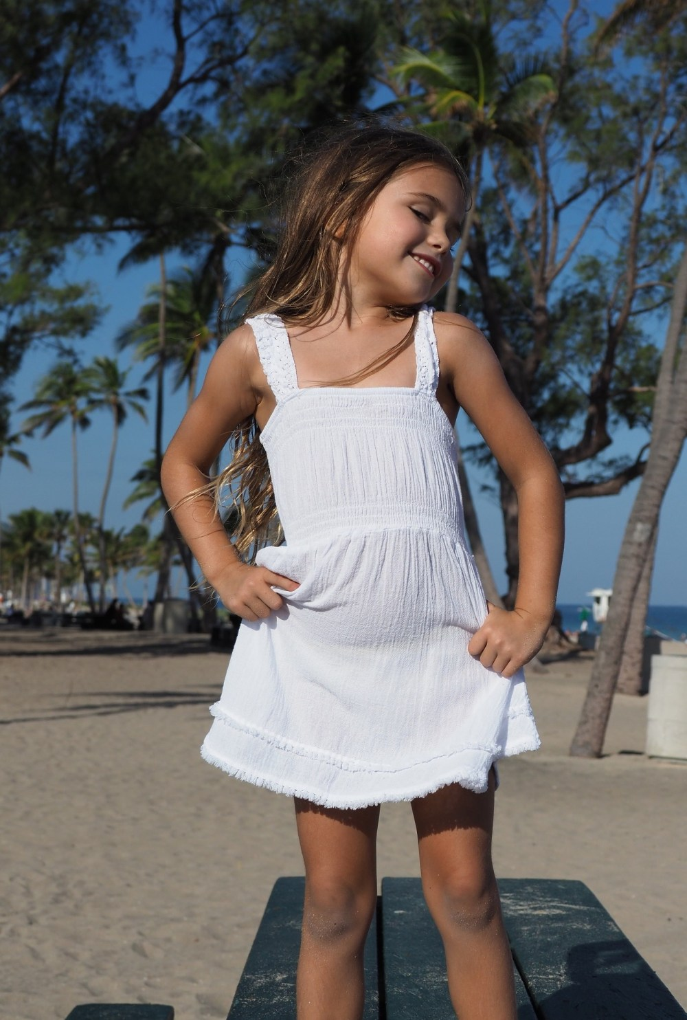 Girl's Bonita Dress