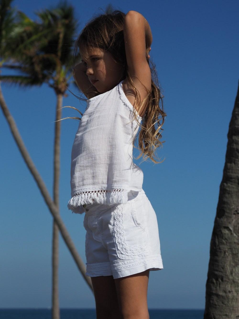 Girl's Spring Shorts