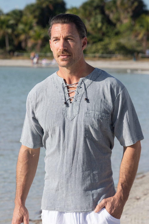 Hawaii Fossil Gray Shirt