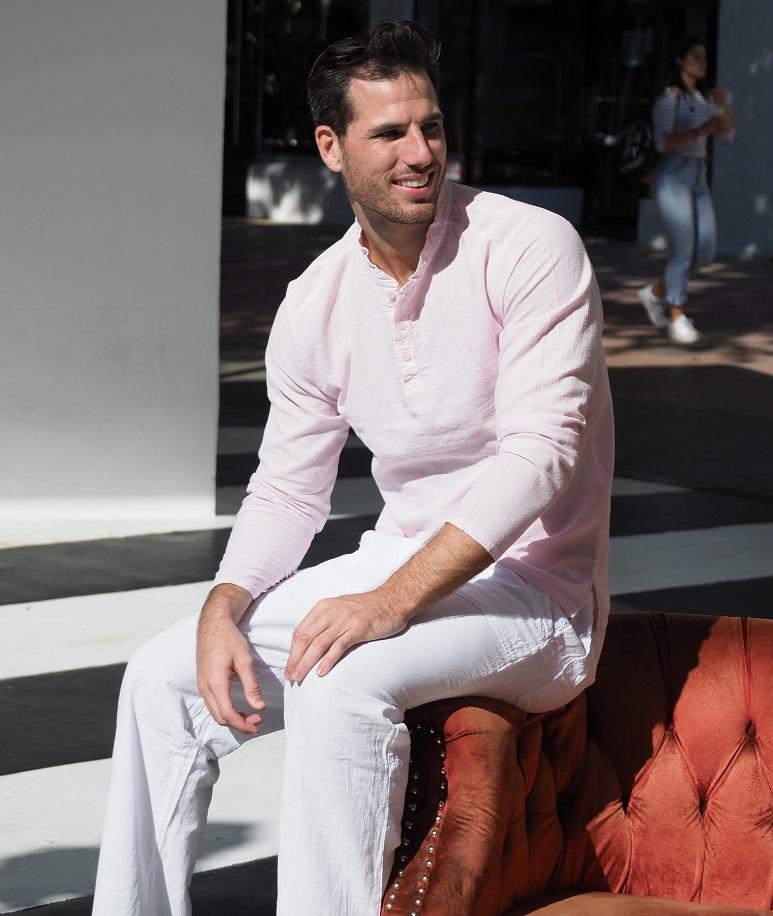 Wave Pink Flamingo Shirt