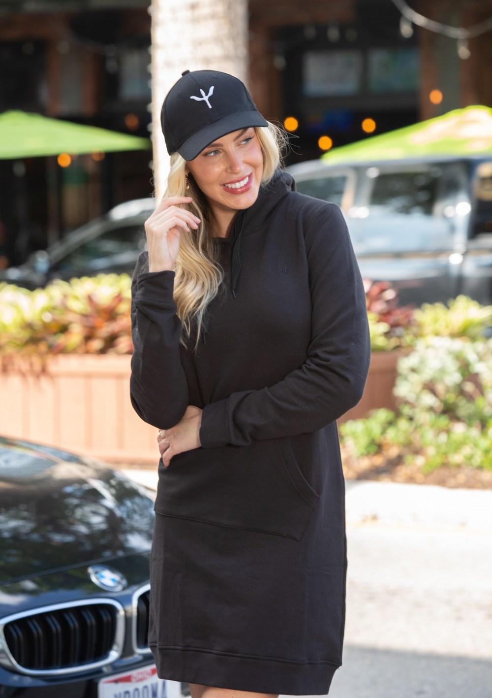 CN Hat Black