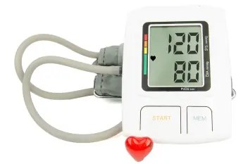 blood pressure digital monitor at Cottonwood Dental Group