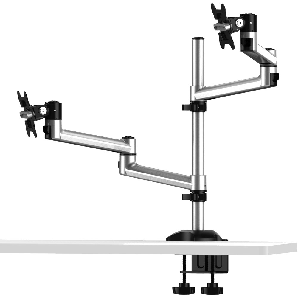 Dual Monitor Desk Mount for Apple BL-AP19