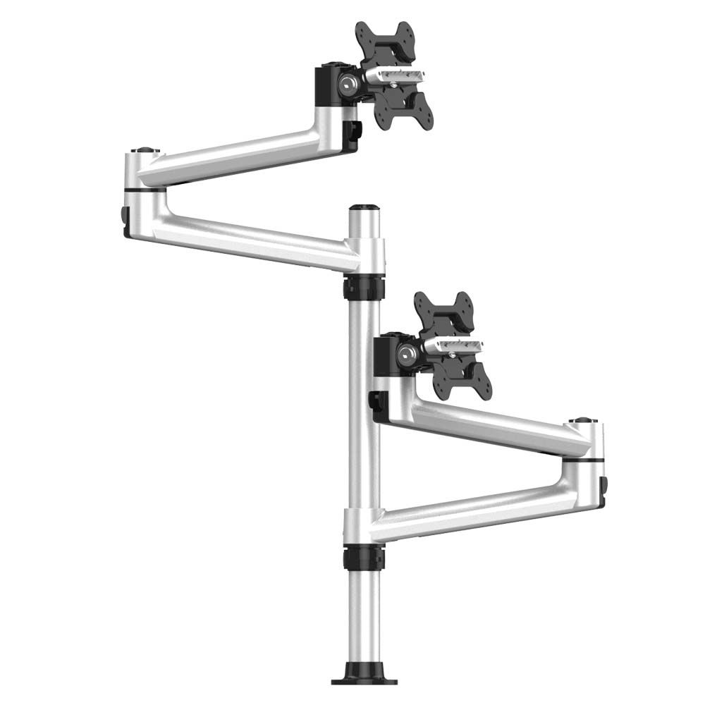 Dual Track Rail Mount for Apple Top Down w/ Quick Release