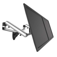 Dual Monitor Wall Mount w/ Spring Arms BL-W199