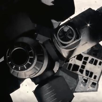 Interstellar – Docking Scene
