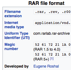 Extract RAR Files in Mac