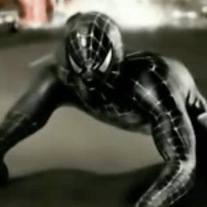 Spider-Man Black 3 – Speed Painting by Manlio Noto