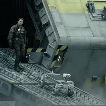 Alien: Covenant Trailer #2 (2017)
