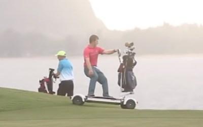 Meet the GolfBoard