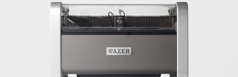 Meet WAZER, The First Desktop Waterjet Cutter