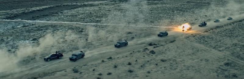 SICARIO 2: SOLDADO – Official Teaser Trailer