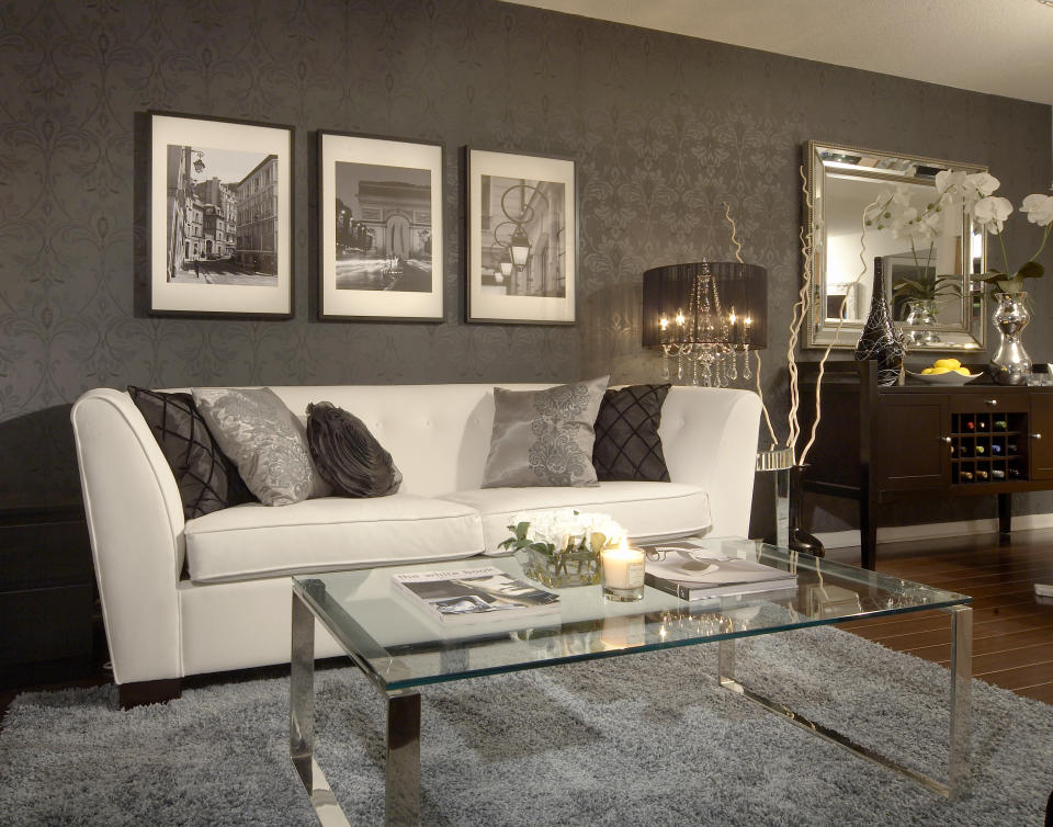 dual reclining sofa slipcover houzz table best sofas of 2018 design for stunning small spaces