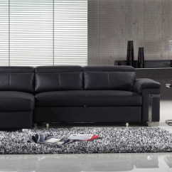 Loveseat Sleeper Sofa Leather Stickley Bar Table How To Clean Your Black Sofa?