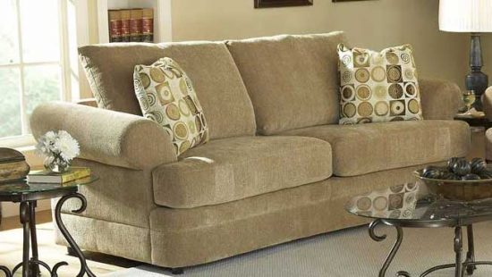 ivory sofa set 100 polyester cleaning chenille – the comfort and durability shining in your ...