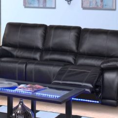 Ashley Furniture Modern Sofa Wing Back Genuine Leather Sofas On Sale – Beauty With Affordability