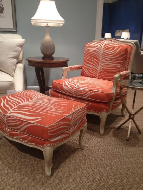 Bergere Chair Unique Design features with EyeCatching Colors