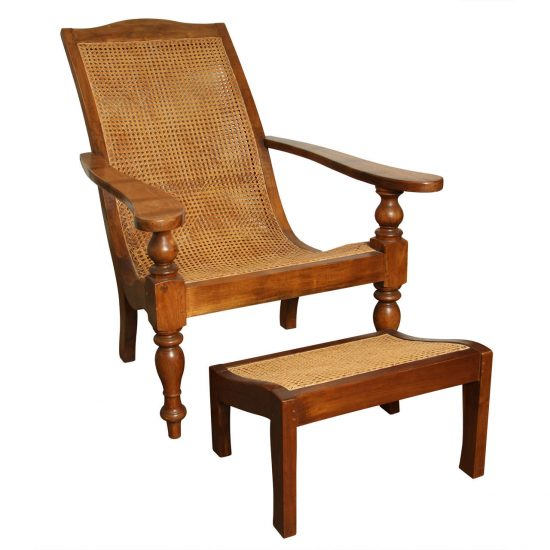 Rust Accent Chair