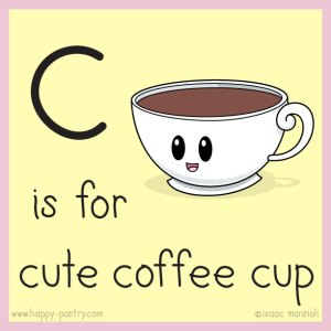 c_is_for_cute_coffee_cup