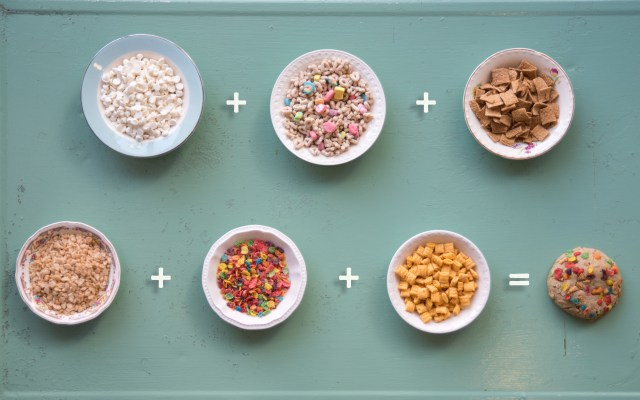 MJC milk and cereal equation