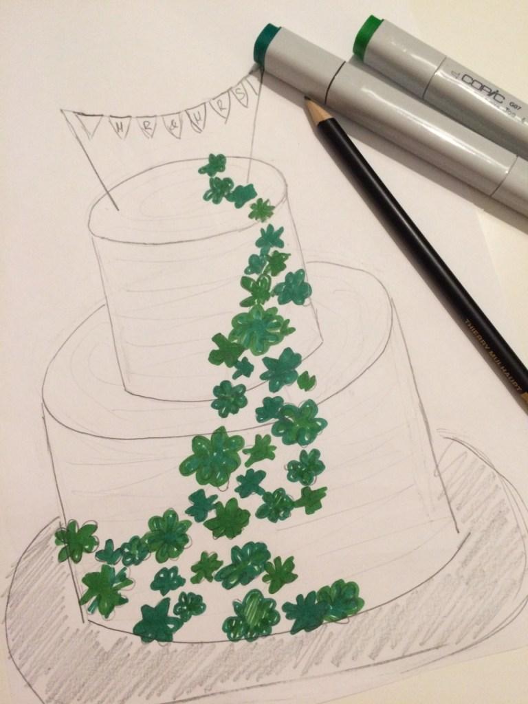 Guinnesscake_Hochzeitstorte