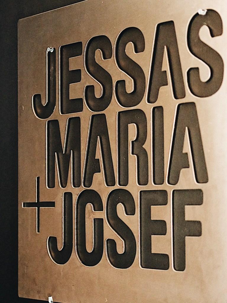 Jessas Maria + Josef München Bistro Viktualienmarkt