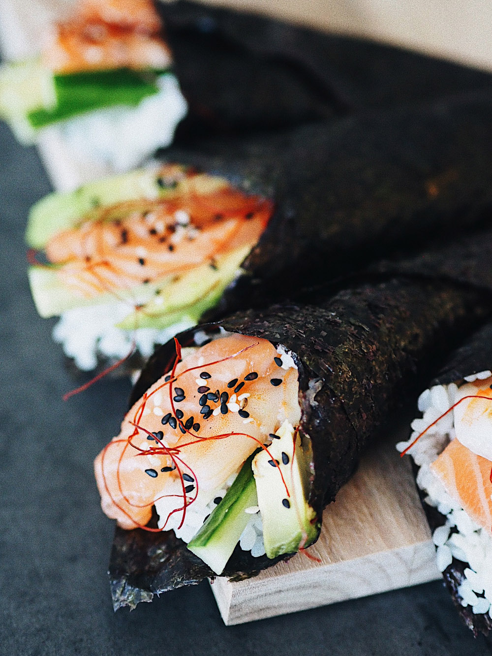 Foodblog_Rezept_Sushi_Cone_Foodtrend