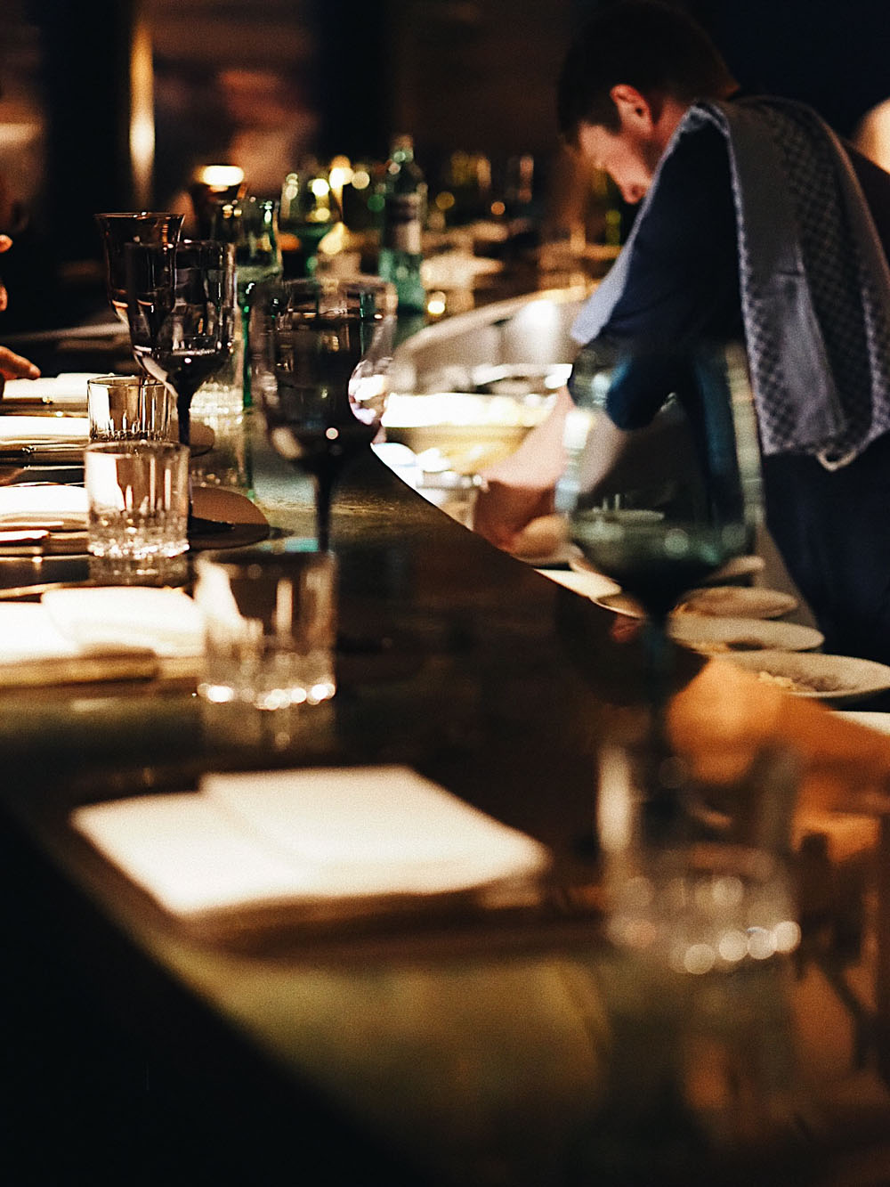 Allclad_kochgeschirr_Demostration_Franziska_Restaurant