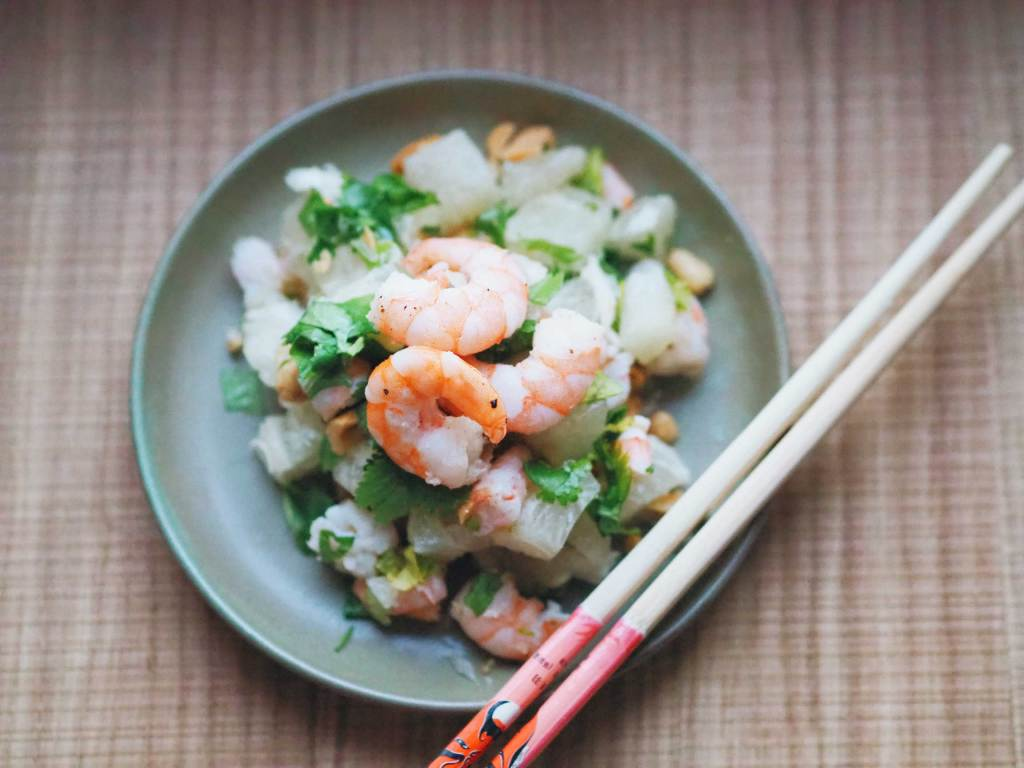 Pomelo_garnelen_koriander_asiasalat_coucoubonheur_foodblog