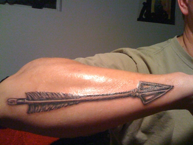 pix Bow Hunting Tattoos coueswhitetail com