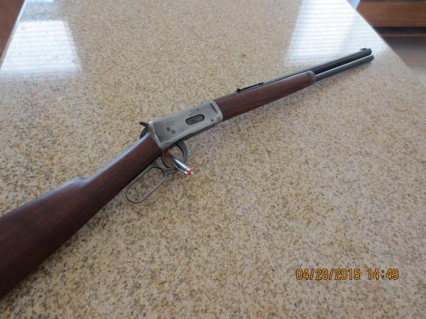 Winchester 30 Wcf Octagon Barrel - Year of Clean Water