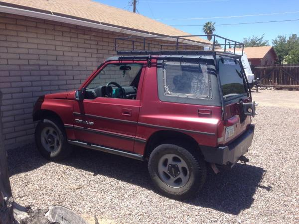 1995 Geo Tracker - Classified Ads