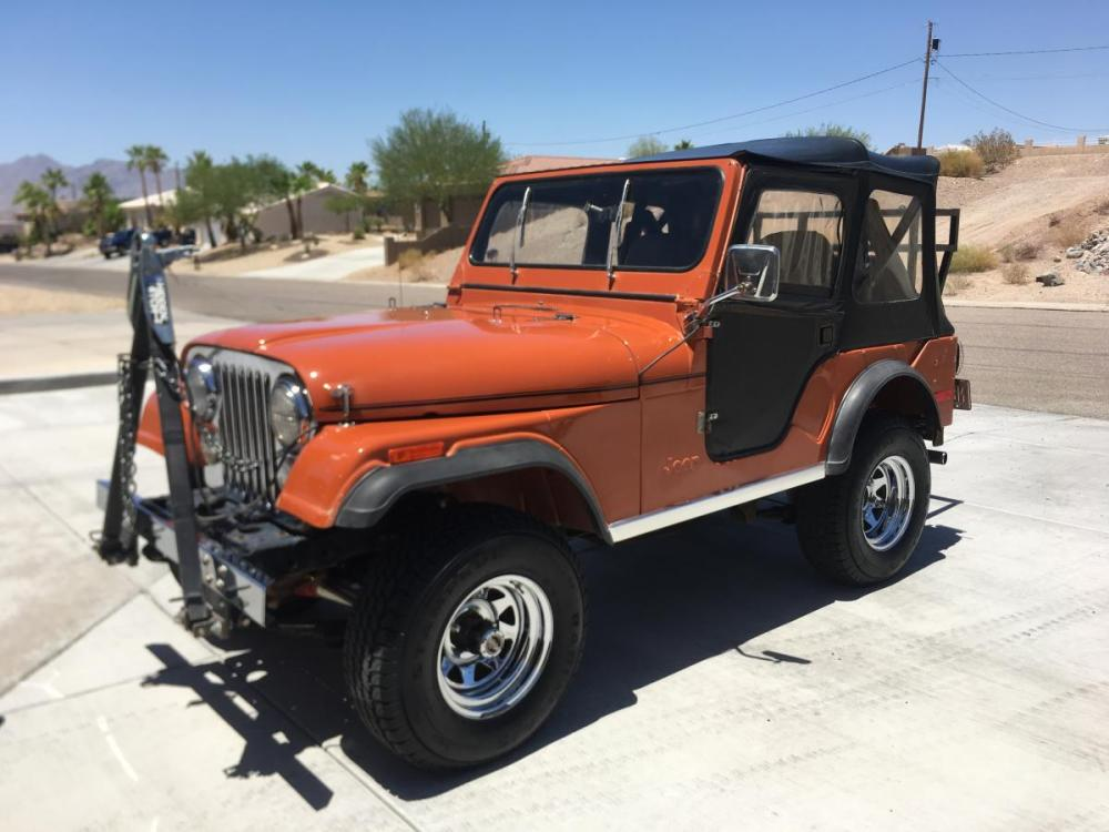 medium resolution of 1976 jeep cj5 factory 304 v8 classified ads coueswhitetail com discussion forum