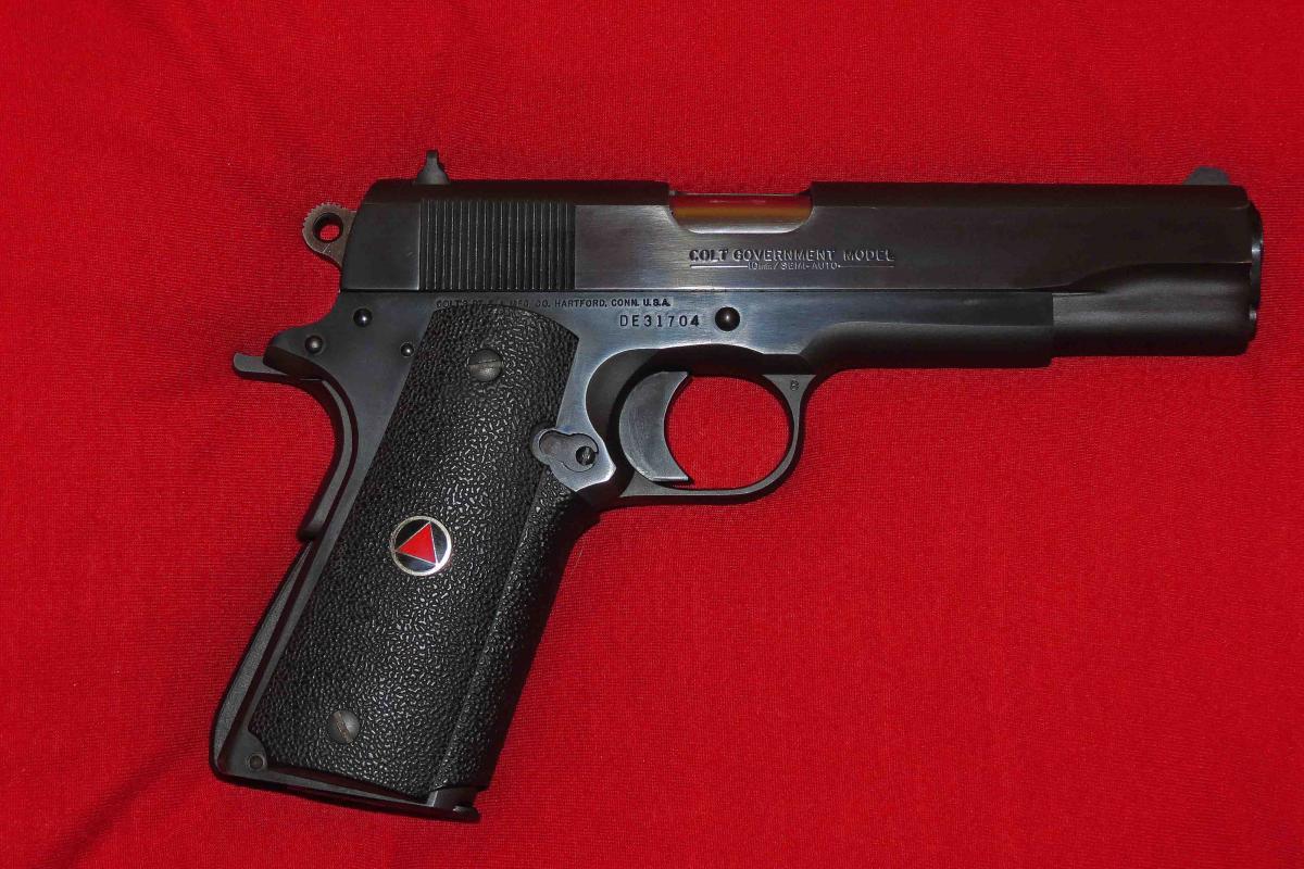 For Sale 10 mm Colt Delta Elite Government Model