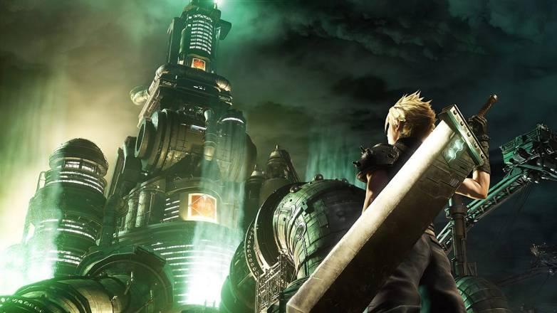 Top 10 des jeux vidéo - Final Fantasy 7, 5e place