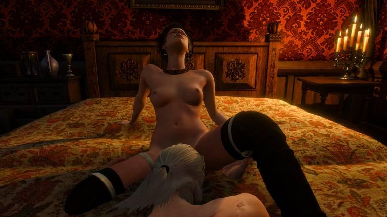 Romances dans Witcher 3 avec les prostituées 3
