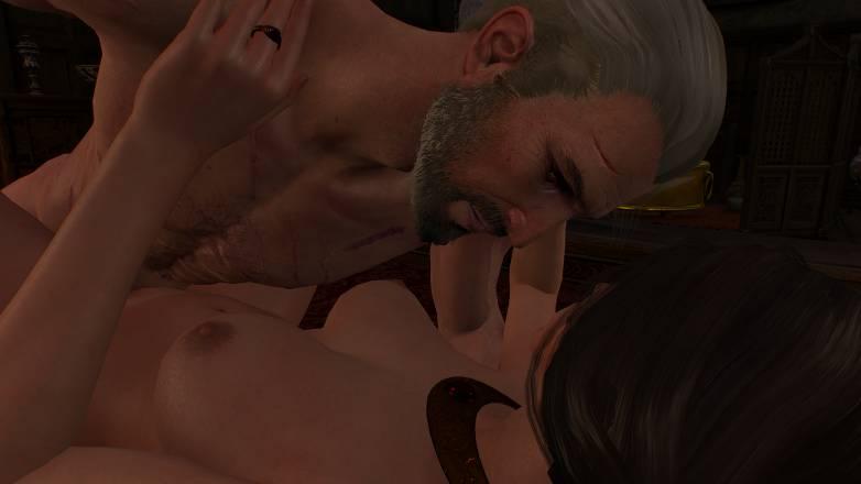 Romances dans Witcher 3 avec Sacha