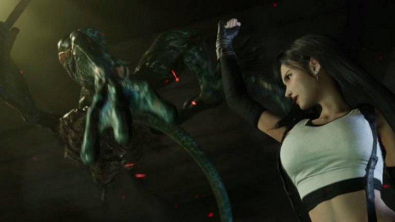 Tifa censurée par Square Enix