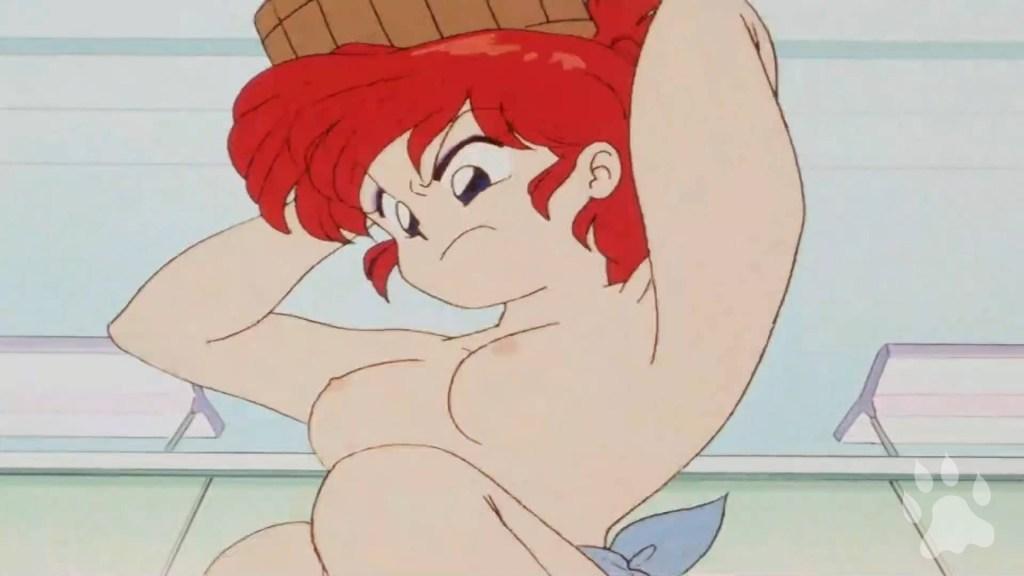 Nudité dans Ranma ½ hentai non censuré 25