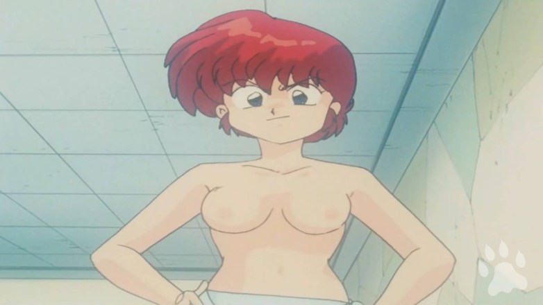 Nudité dans Ranma ½ hentai non censuré 30
