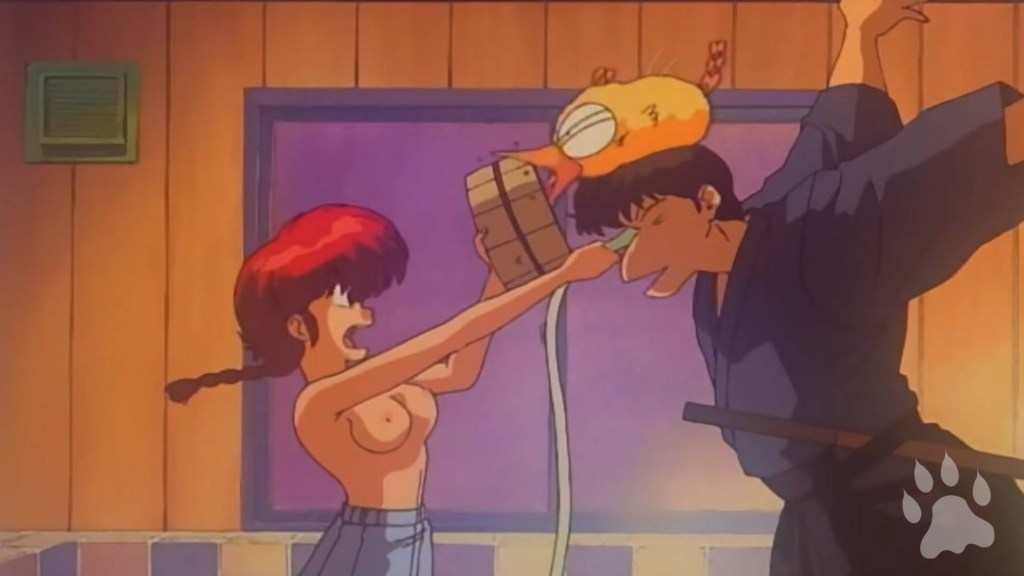 Nudité dans Ranma ½ hentai non censuré 42