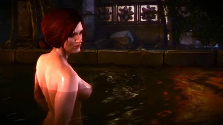 The Witcher 2 : les scènes de sexe non censurées